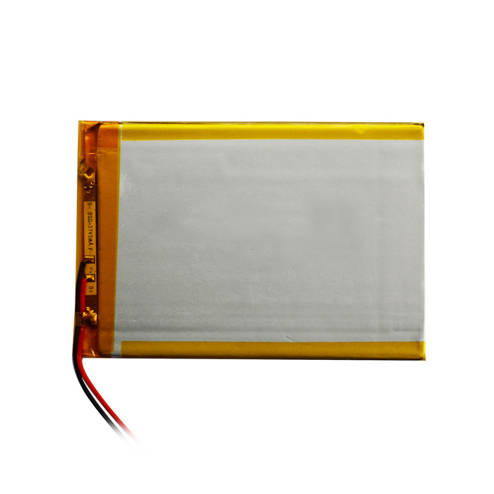"HBT3570100 Universal 3.7V 3000mAh Built-in Battery for 7"" / 8"" / 9"" / 10"" / 10.1"" Tablet PC - Silver"