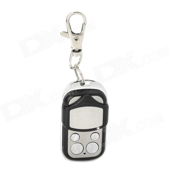 ZnDiy-BRY A005 Push-Pull Style Car Alarm System Remote Controller - White + Black