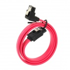 SATA 2.0 SATA II Data Connecting Cable - Red (45cm)