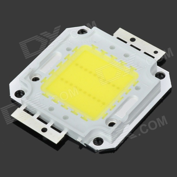 DIY 20W 2200lm 6500 Cold White Light Module (30 ~ 36V)
