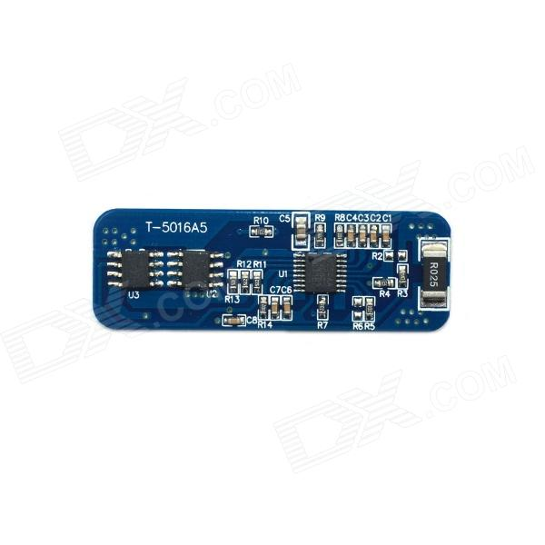 Jtron 4 String Iron Phosphate Lithium Battery Protection Board - Blå