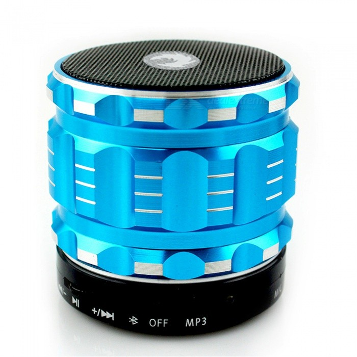 4-in-1 Bluetooth V3.0 Stereo Speaker with Handsfree Call / TF / FM / AUX