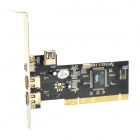 PCI to DV Video Capture Card - musta + hopea