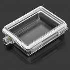 "SMJ 2.0"" LCD Screen + Back Case for GoPro Hero 3 - Black + Transparent"