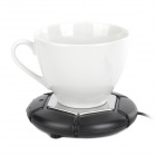 6020 USB Water / Coffee Drink Warmer - Black