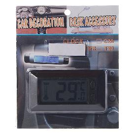 Schlankes Digitales LCD-Thermometer (1 * Ag10)