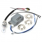 Merdia H6 35W 1800lm 8000K Cool White Light Motorcycle HID Headlamp (12V)
