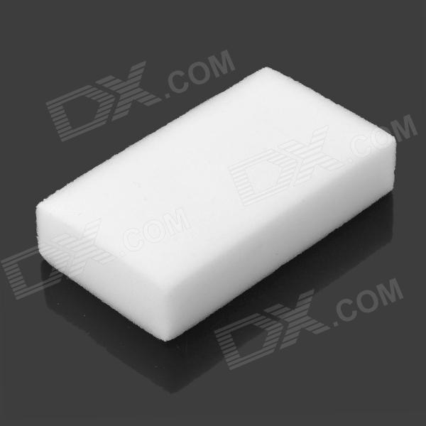 A100 Magic Car Dirt Removing Cleaning Sponge - White