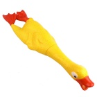 Screaming Duck Stress Reliever Toy - Yellow + Red