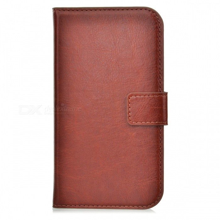 A-556 Protective PU Leather Case  Card Holder Slots for Samsung Galaxy S3 i9300