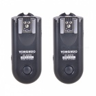 YONGNUO RF-603C II Flash Trigger Transmitter Receiver Set for Canon