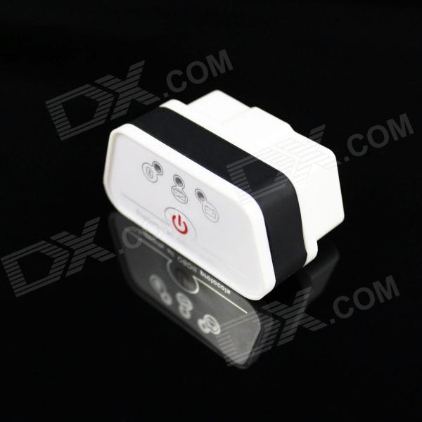 Super Mini iCar2 Bluetooth Vehicle OBD-II Code Diagnostic Tool