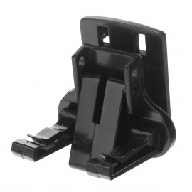 H61 Car Air Outlet Mini Bracket Base for Mobile / GPS - Black