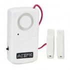 Y-A1 120dB Gate Magnetism Alarm System - White