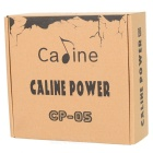 Caline CP-05 US Standard Multi Power Supply Adapter for Guitar Effect Pedals - Black