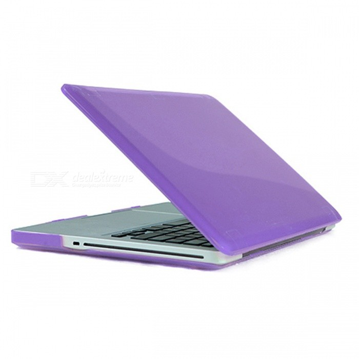 ENKAY Crystal Hard Protective Case for Macbook Pro 13.3 - PurpleNetbook&amp;Laptop Cases<br>Form  ColorTranslucent PurpleBrandENKAYModel-Quantity1 DX.PCM.Model.AttributeModel.UnitMaterialPolycarbonateCompatible BrandAPPLECompatible Size13.3 inchStyleBusiness,Fashion,ContemporaryCompatible ModelMacbook Pro 13.3TypeFull Body CasesOther Features1)Suitable model: Macbook pro 13.3 inch; 2) The polycarbonate hard case material provide a ultra-thin and lightweight protection for the MacBook; 3) The convex rubber foot-pad and vent at the bottom case can make the heat dissipation more effectively; 4) Size: 32cm x 22.5cm (approximate) 5)If you are not sure of the model of your macbook,you can see at the bottom of the macbook. Number at the bottom of the Apple Macbook Pro 13.3 inch is A1278Packing List1 x Protective Case<br>