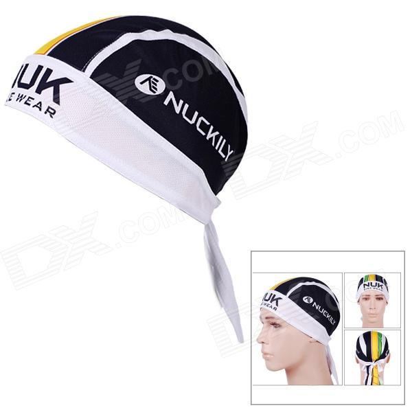 NUCKILY BD3543 Outdoor Sports Cycling Quick Dry Headscarf - White + ...