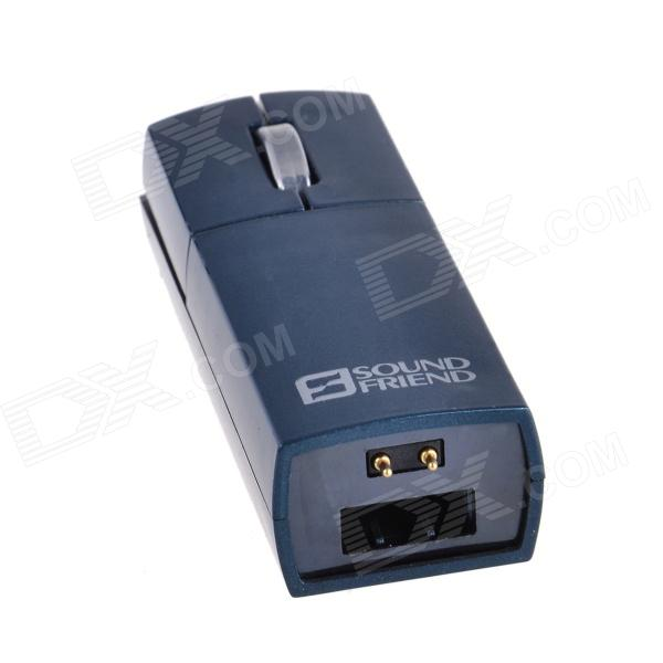 0ac33e5b235 ... Sound Friend SF-9009 Mini Rechargeable Mouse for PC / Notebook - Deep  Blue