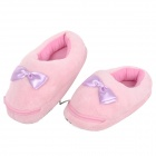 Bowknot-Style-USB-Plush-2b-Cloth-Warm-Shoes-Pink