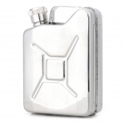 AceCamp 1512 Stainless Steel Flask Gas Can Tvar (150 ml / 5 oz)