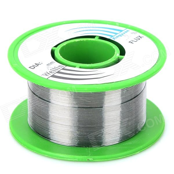 Buy WLXY WL-0410 0.4mm Tin Solder Roll - Silver with Bitcoin with Free Shipping on Gipsybee.com