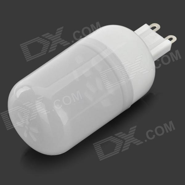SENCART G9 1W 45lm 3200K 9-SMD 5730 LED Warm White Light Bulb Lamp (AC 220~240V)