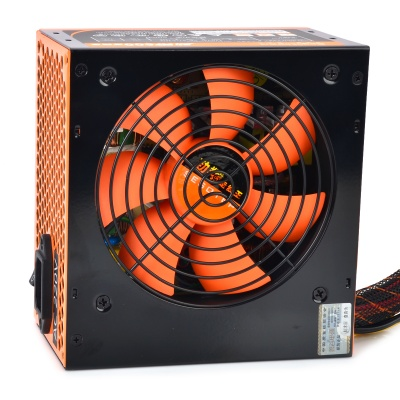 SEGOTEP JinXiang 600 220V 5A 500W Power Supply for Chassis - Orange + Iron Grey