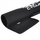 TOPCYCLING Bicycle Front Fork Frame Protecting Cover - Black