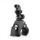 SMJ Quick Installation Bicycle Tripod Mount for GoPro / SJ4000 - Black