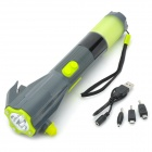 XLN-703B 8-in-1 Multifunction Emergency Auto Safety Tool