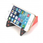 Praktische Klapp beweglicher Multifunktions Phone Holder - Red