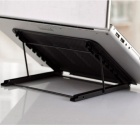 HQS-G3971 Folding Laptop Stand for Ipad + More - Black