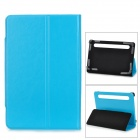 "TY-7 Universal Protective PU Leather Case w/ Stand for 7"" Tablets - Blue"