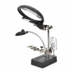 2-in-1-Soldering-Adjustable-Auxiliary-Clip-Magnifier-w-4-LED-Light-White-2b-Black