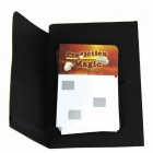 Magic Scratch Card Magic Props - Blanco + Negro