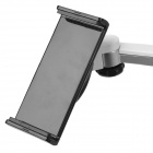 Aluminum Alloy + ABS Holder Stand Bracket for Laptop / Tablet PC - Black + Silver