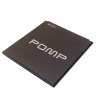 "POMP Rechargeable Replacement ""2000mAh"" 3.7V Lithium Battery for POMP W88A - Black"