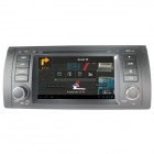 "LsqSTAR 6.2"" Android 4.0 Car DVD Player w/ GPS,RDS,WiFi,PIP,SWC,Radio,AUX,3DUI,CanBus for BMW E39/X5"