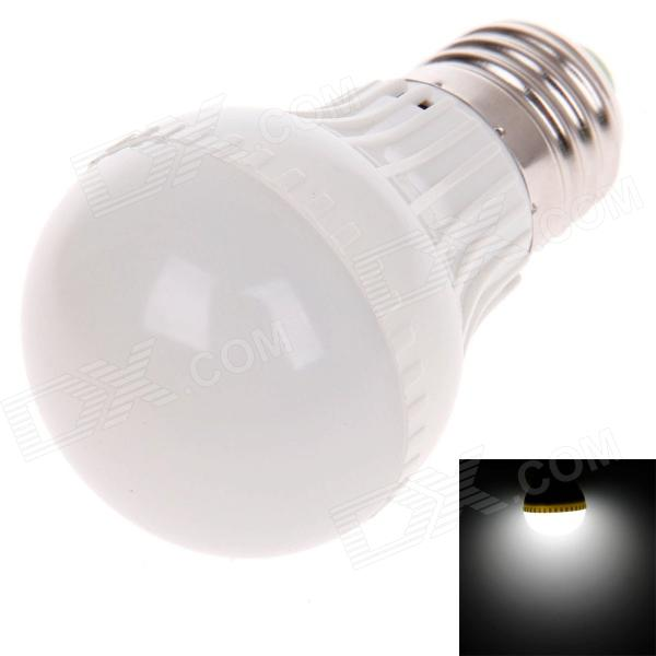 ZMW-1010 E27 3W 264lm 6000K 12 x SMD 2835 LED White Light Lamp Bulb - White (220V)