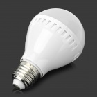 Zweihnder E27 7W 550lm 3000K 21-2323 SMD LED Warm White Light Bulb - White (AC 85~265V)