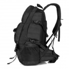 Local Lion SPO-069 Outdoor Mountaineering Polyester Backpack - Black (40L)