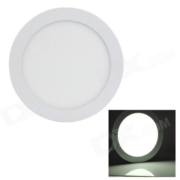 Buy LSON Round 18W 900lm 6000K 90-2835 SMD LED White Panel Lamp - White (AC 85~265V) with Litecoins with Free Shipping on Gipsybee.com