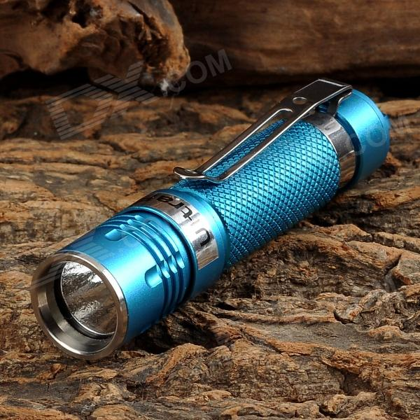 UltraFire 50LM LED 2-mode Cool White Mini Flashlight - Light Blue
