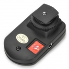 WANSEN AC-04 Wireless Flash Trigger for Canon / Nikon Camera + More - Black (100~240V)