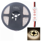 HML-Waterproof-Dual-Row-144W-6500lm-600-SMD-5050-LED-Warm-White-Light-Strip-w-Controller-(12V-5m)