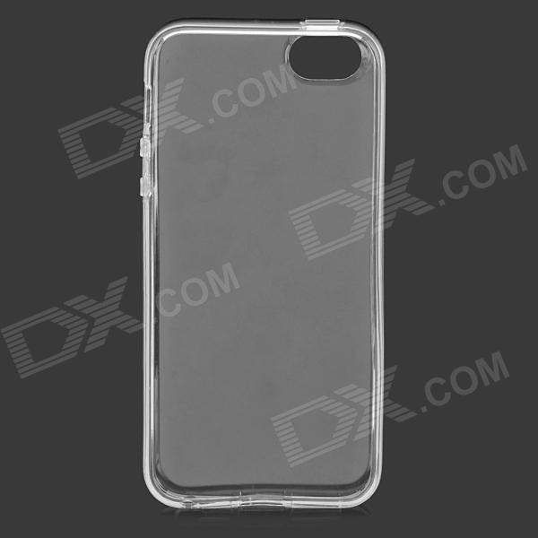 S-What Simple Protective TPU Back Case for IPHONE 5 / 5S - TransparentTPU Cases<br>Form  ColorTransparentBrandS-WhatQuantity1 DX.PCM.Model.AttributeModel.UnitMaterialTPUCompatible ModelsIPHONE 5S,IPHONE 5DesignTransparentStyleBack CasesOther FeaturesProtects your device from scratches, dust and shockPacking List1 x Protective case<br>