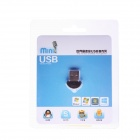 MI-305 plug and play mini microfono USB - nero