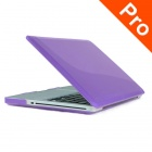 ENKAY-Crystal-Hard-Protective-Case-for-MACBOOK-PRO-154-Translucent-Purple