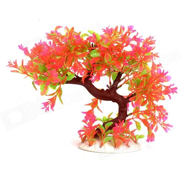 Imitation-Lifelike-Water-Plants-for-Aquarium-Fish-Tank-Pink-2b-Green