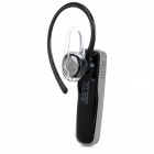 ROMAN X2S Stereo Bluetooth v3.0 + EDR Headset w/ Microphone for IPHONE - Black + Silver Grey
